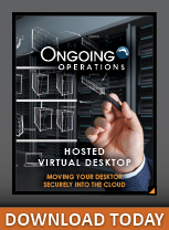 hosted virtual desktop