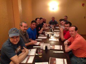 2014 OGO Advisory Board Dinner - BBQ