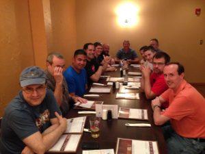 2014 OGO Advisory Board Dinner - BBQ v2