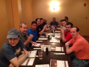 2014 OGO Advisory Board Dinner - BBQ v3