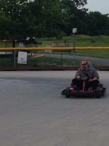 Craig 2014 Advisory Board OGO Karting