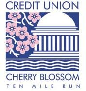 credit union cherry blossom 10 mile run