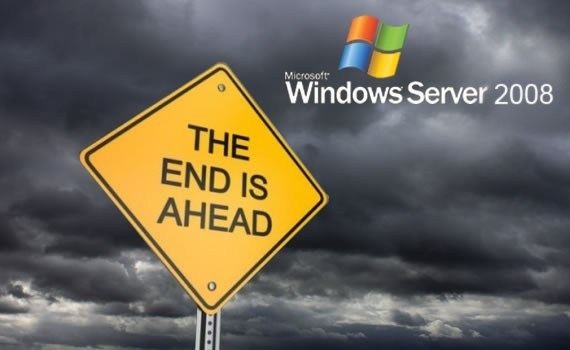 server 2008 end of life security risk